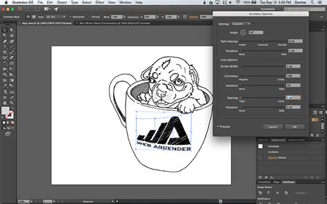 How to Turn a Photo into a Vector Line Art with