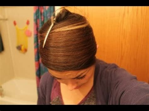 How to Maintain Straight Hair Overnight/ How to Wrap