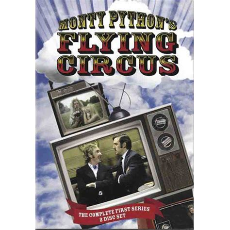 Monty Python's Flying Circus, Series 1 - TV Shows