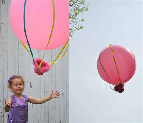 Hot Air Balloon Activity For Kids Pictures, Photos, and