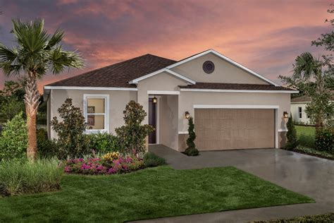 New Homes in Riverview, Florida by KB Home