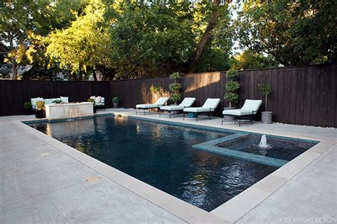 Knight Moves: Pool and Patio Update