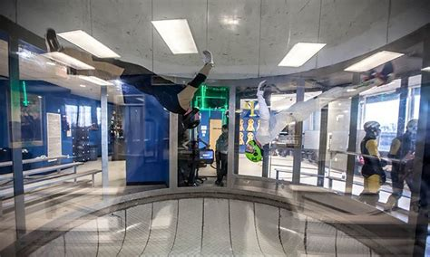 Indoor Skydiving and Wind Tunnels in North Carolina