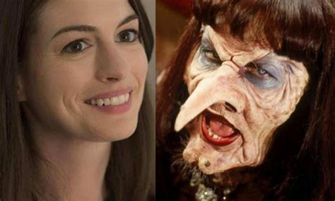 'The Witches' Remake Casts Anne Hathaway As The Grand High