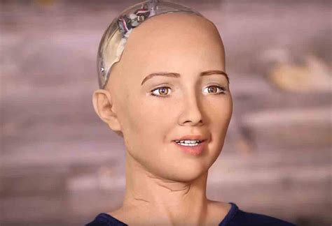 """New Sophisticated Humanoid Robot Says """"I Will Destroy"""