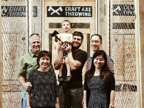 Mother's Day- Give the Gift of Axes - Craft Axe Throwing