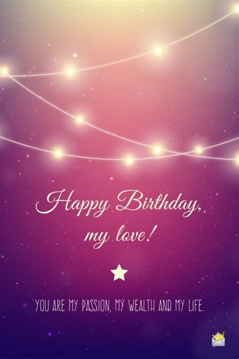 Birthday Wishes for your Boyfriend | For the Man I Love