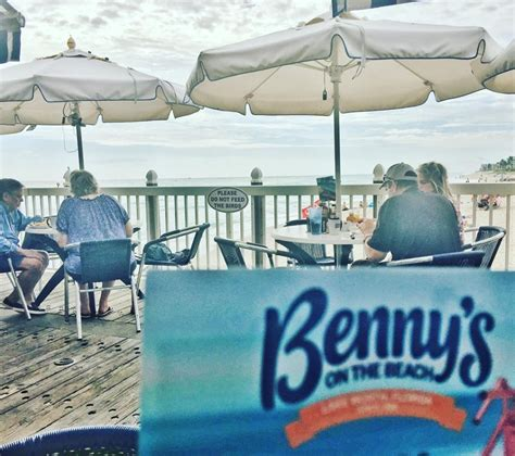 Benny's on the Beach, Lake Worth - Review & Photos | Scott