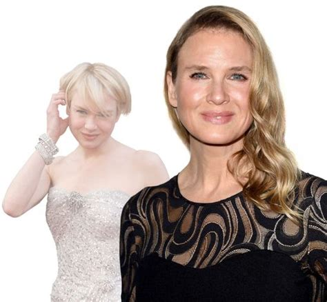 Renee Zellweger won't be able to live down new look - The