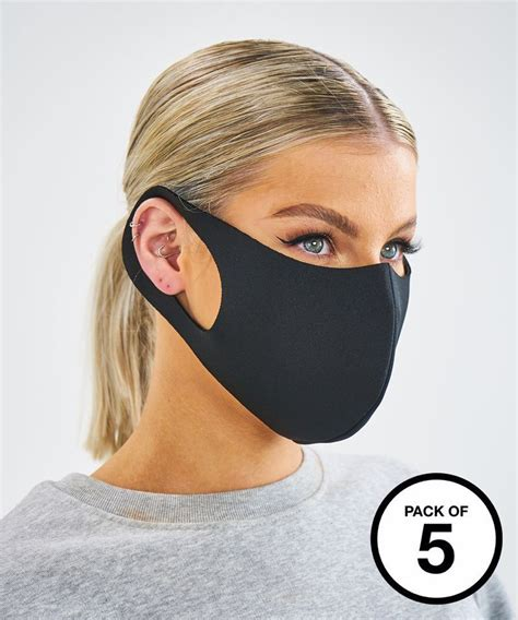 2-piece mask (Pack of 5) | XQ005 | Ibrand