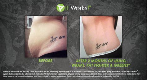 Multiple ItWorks Products Results - Skinny Black Dress