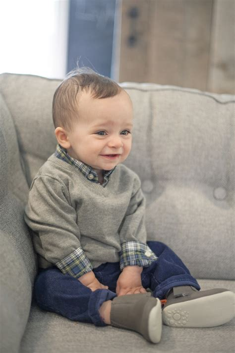 Fall Fashion Trends for Baby Boys