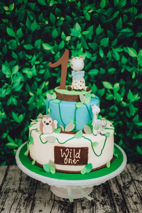 WildOneParty_Cake   Parties365   Party Ideas, Party