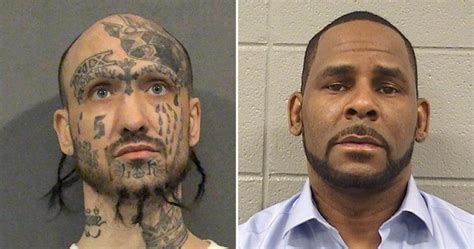 R Kelly prison attacker gets life sentence for murders | Buzz