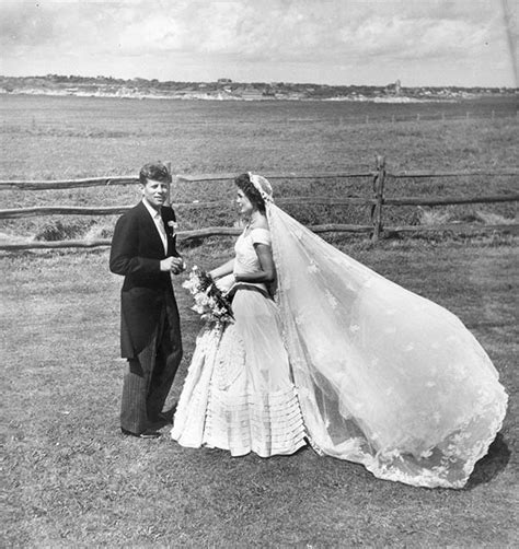 See new details of Jackie Kennedy's wedding dress in
