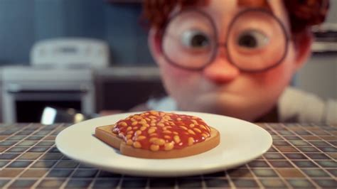 Spectacular Animated Heinz's New Baked Beans Ad - YouTube
