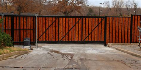 Metal Frame Fence Kits (Outlasts Wood) - FenceTrac by Perimtec