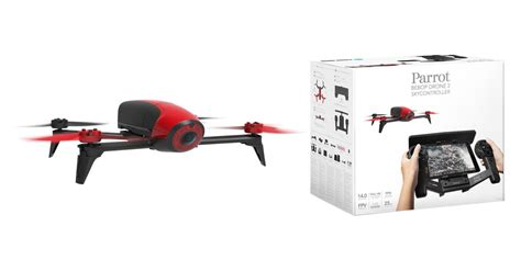 Parrot BeBop 2 Drone with Skycontroller drops to $240 for
