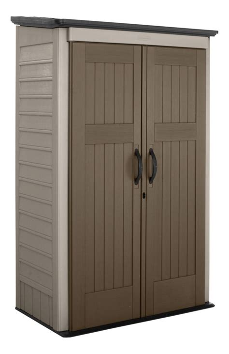 Rubbermaid Large Vertical Shed | The Home Depot Canada