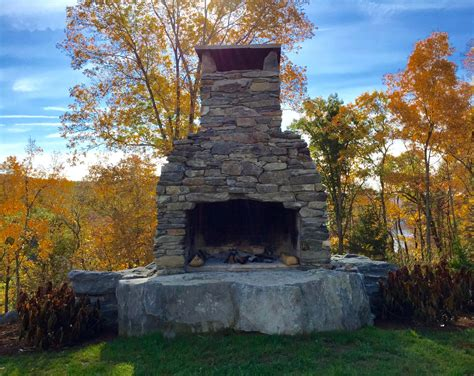 From Kit to Art - Your Outdoor Fireplace - FireFarm Living