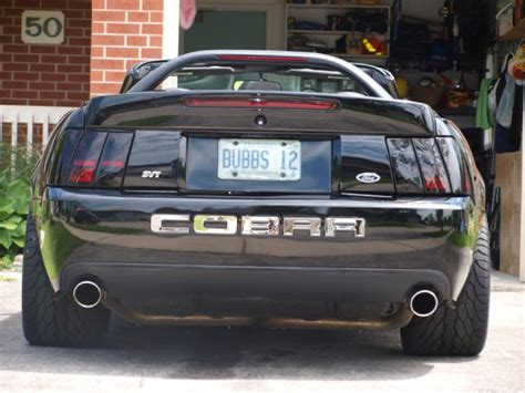 2003 Ford SVT COBRA CONVERTIBLE - $25900 - Canadian