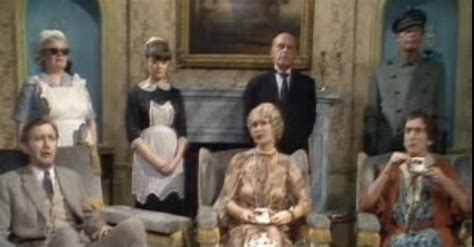 This classic Monty Python sketch is simple and silly, but