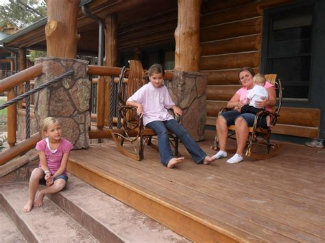 The LeSueur Family: June-Week at the Cabin with Cousins