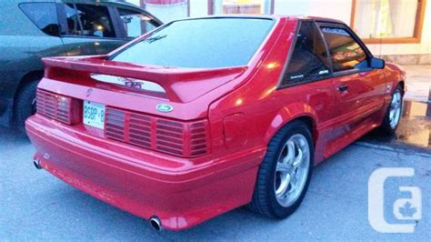 1991 ford mustang cobra for sale in Gloucester, Ontario