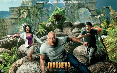 Journey 2: The Mysterious Island wallpapers | Movie Wallpapers